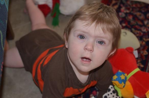 My Nephew- sweet boy!