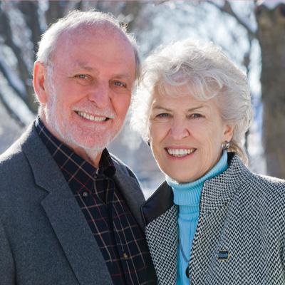 Jill and Stuart